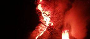 Dachstuhlbrand