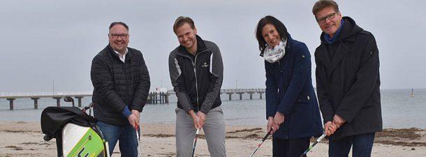 Golf Opening